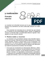 Voluntad y motivación Energías internas.pdf