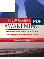 An American Awakening - Group Study Guide