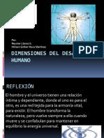 Dimensiones Ser Humano