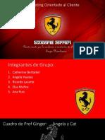 Presentación Ferrari Octubre 2019