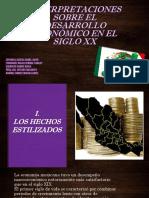 INTERPRETACIONES SOBRE EL DESARROLLO ECONÓMICO.pptx