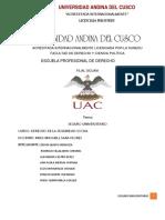 guro Universitario Expo