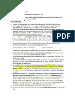 Datos Para El Trabajo de Finanzas