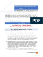 UPSC Geography Syllabus – IAS Mains Optional Subjects.pdf