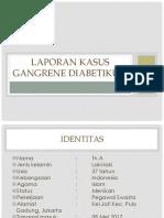 Gangrene Lapkas