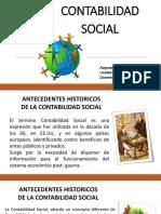 Unidad I Contabilidad Social Asignatura CUENTAS NACIONALES