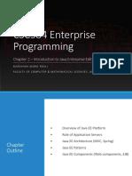 CSC584 Enterprise Programming Chapter 2