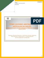 Cómo escribir abstracts y articulos en inglés.pdf