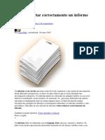 Cómo redactar correctamente un informe.pdf