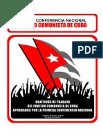 Objetivos Conferencia PCC 2011