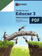 Transformar para Educar
