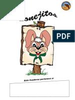 Cuaderno Conejos 2017
