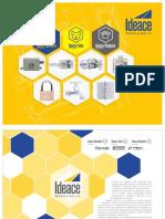 Catalogo Nacional Ideace 2016