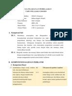 RPP KD 3.3 dan 4.3 caption