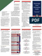Voter Information Guide