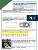 Separator ulja sa koalescentim filterom ISEA TIP OTTO - PE - katalog