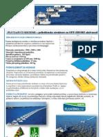 Plutajuci sistemi ISEA - katalog