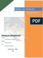 INFORME DE SUELO N°3
