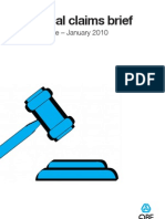 Technical Claims Brief January 2010