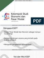 Week 1 - KSEP Edited by Johan