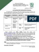Ad No.14  2019 for Pak School Damascus dtd 12-7-19_2 (1).pdf