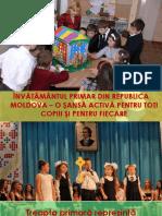 Învăţământul Primar Republica Moldova