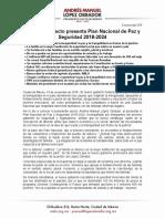 078 AMLO Plan Seguridad 14nov18