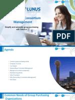 buyer consortium client presentation