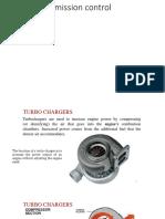 Automobile engine emission control