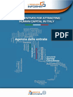Tax Incentives for Attracting Human Capital in Italy Tax Incentives for Attracting Human Capital in Italy