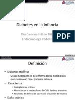 Endocrinología Ped- Diabetes y obesidad en la infancia 2018.pdf