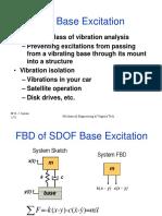 Mechanical vibration notes