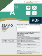 Seamo 2018 Paper A