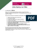 Prise Notes Apercu Sur Mac 2015