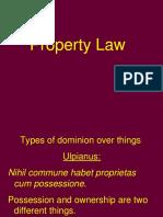 EN_ELH on LLB, Property Law, En.ppt