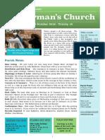 st germans newsletter - 20 oct 2019 - trinity 18
