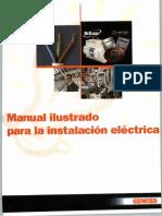 Manual ilustrado Instalación Eléctrica