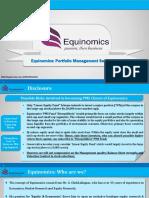 Equinomics Pitch Book Scheme Details June 22 2019