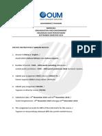 Assignment - Bdoe4103