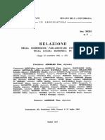 loggia P2 commissione parlamentare