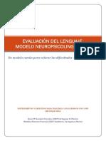 Avaluació Model Neuropsicolingüístic