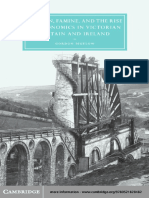 [Bigelow] Fiction Famine and the Rise of Economics in Victorian Britain and Ireland
