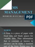 Forms Management
