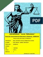 u.a.p-trab Acad-(Psicologìa Aplicada Al Derecho-Alumno Ken Michel Gomez Reategui)-Modulo II