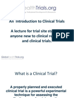 Clinical research and pharmacovigilence.ppt