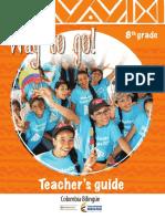 Libro Way to Go Teachers Guide 8