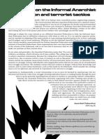 Anarchist Federation and terrorist tactics