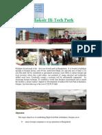 Kaliakoir Hi-Tech Park_Brochure