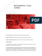 Autohemoterapia y Sus Aplicaciones