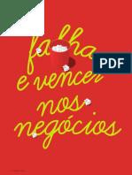 REVISTA BONS NEGOCIOS Falhar e Vencer Nos Negocios
